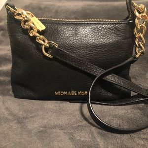 Michael Kors authentic leather crossbody